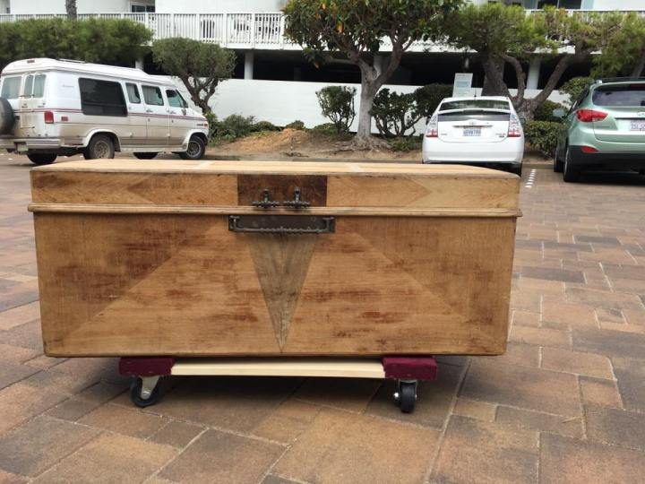 Flea Market Finds – Treasure Chest