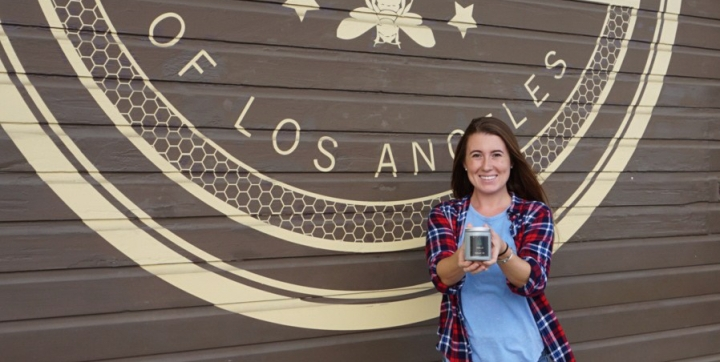 Los Angeles: Banter & Bliss Candle Co. with Verlocal